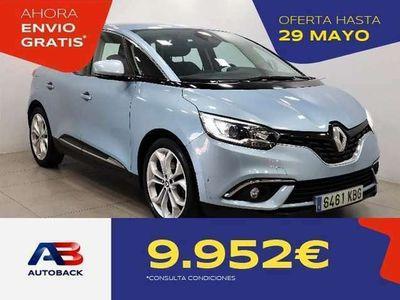 usado Renault Scénic 1.5dci Energy Limited 110 110 cv en Madrid