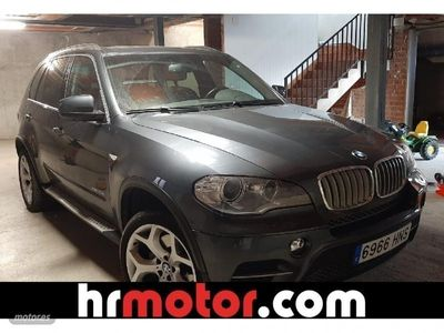 usado BMW X5 xDrive 40dA Exclusive Edition