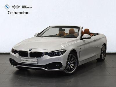 usado BMW 420 d Cabrio 140 kW (190 CV)