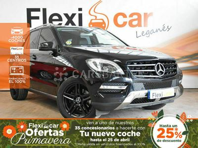 usado Mercedes ML250 ML 250BlueTEC 4MATIC 5p