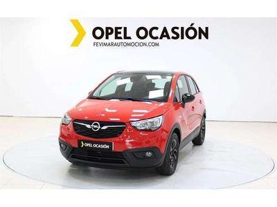 usado Opel Crossland X 1.2 MPFI Selective 81