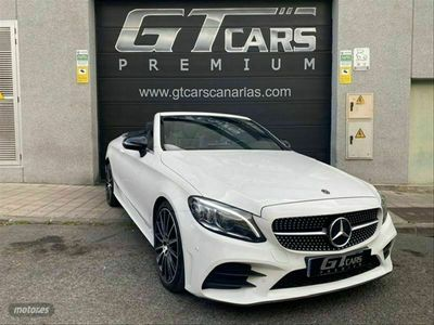 usado Mercedes 220 Clase C C Cabriod 4MATIC