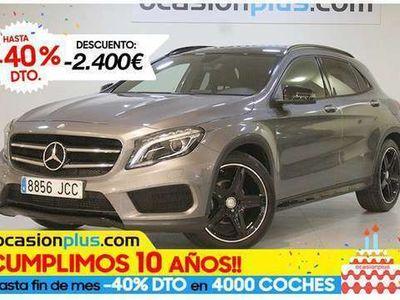 usado Mercedes GLA200 Clased AMG Line