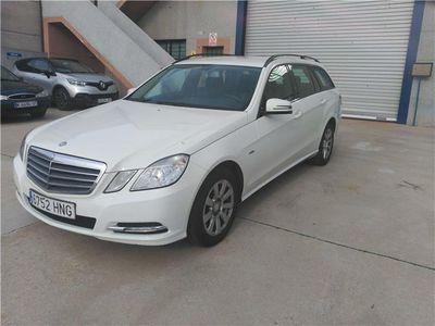 usado Mercedes E200 Estate CDI BE