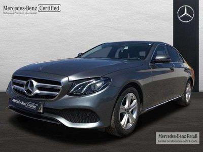 usado Mercedes E220 Avantgarde