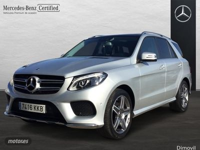 usado Mercedes GLE350 Clase GLEd 4Matic AMG Line