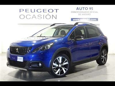 usado Peugeot 2008 GT LINE BLUEHDI 73KW (100CV)