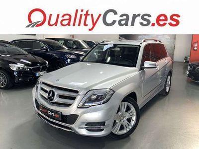 usado Mercedes GLK220 CDIBT 4M (9.75) Aut.