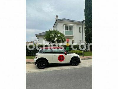 usado Mini Cooper S Aut. 184 cv en Malaga