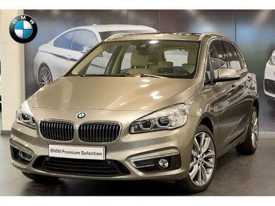 gebraucht BMW 218 Active Tourer D Active Touer Linea Luxury