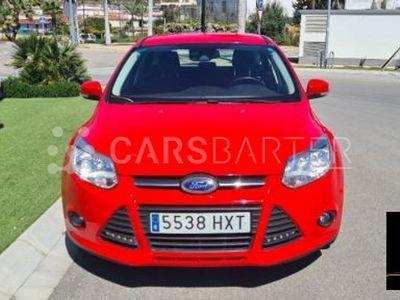 usado Ford Focus Berlina Edition 1.6 TDCi 115 CV 5p