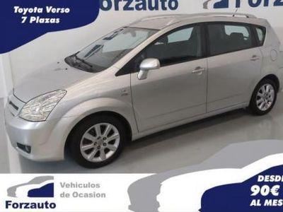 usado Toyota Corolla Verso