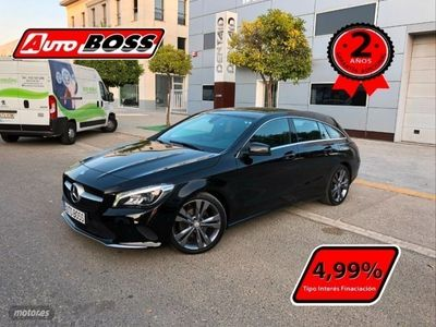 usado Mercedes CLA200 Shooting Brake Clase CLA d
