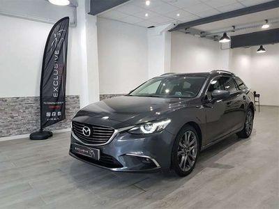 usado Mazda 6 W. 2.2DE Luxury (Navi) Aut. 110kW