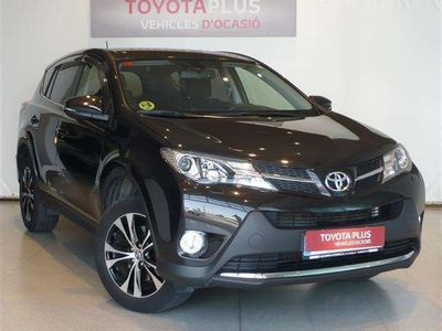 usado Toyota RAV4 150D Advance AWD