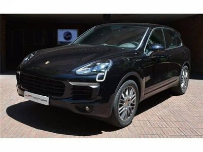 usado Porsche Cayenne S Diesel 82.479? IVA *NACIONAL/IMPECABLE/UNI …, Barcelona