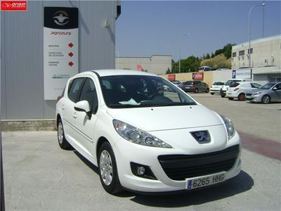 gebraucht Peugeot 207 207 SW DIESEL Business LineSW 1.6HDI Business Lin