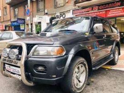 usado Mitsubishi Montero Diesel