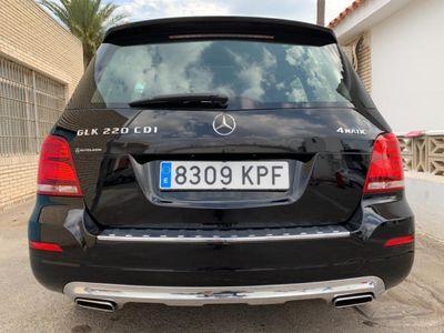 usado Mercedes GLK220