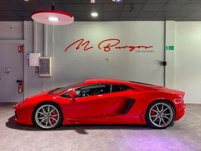 usado Lamborghini Aventador
