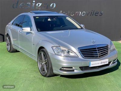usado Mercedes S350 Clase SBlueTEC 4MATIC