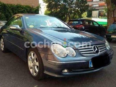 usado Mercedes CLK320 Clase ClkAvantgarde 218 cv en Madrid