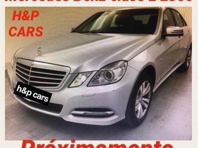 used Mercedes E350 CDI BE Avantgarde 7G Plus
