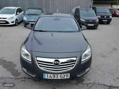 usado Opel Insignia Sports Tourer 2.0 CDTI 160 CV Sport