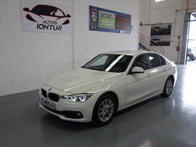usado BMW 320 Serie 3 F30 Diesel,FAROS LED,NAVEGADOR,SENSORES