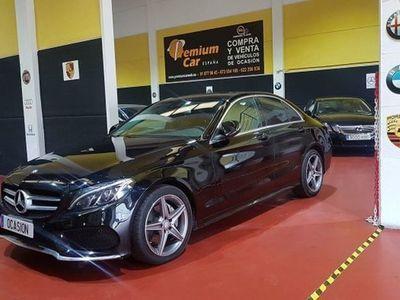 usado Mercedes 220 Clase C4Matic 7G Plus