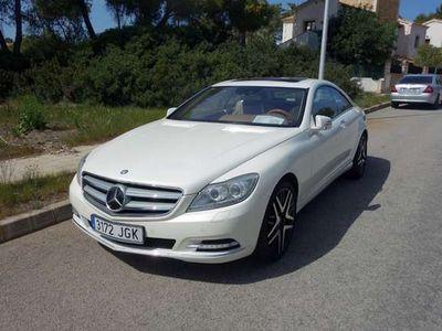usado Mercedes CL500 BE Aut.
