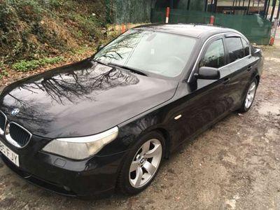 usado BMW 525 Serie 5 E60