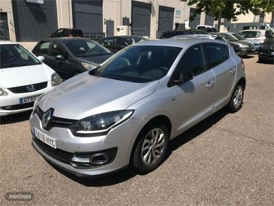 used Renault Mégane Limited Energy dCi 110 SS eco2