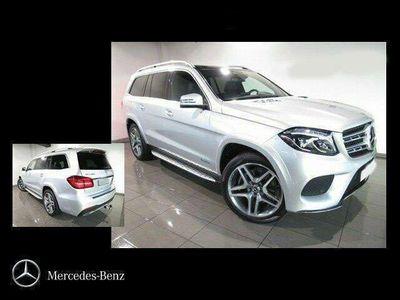usado Mercedes GLS350 d 4M AMG / Precalentador / DISTRO. / Bola/ ILS