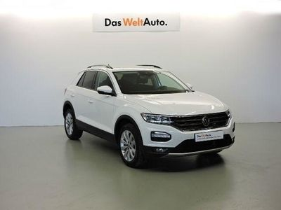 usado VW T-Roc 1.6 TDI Advance 85 kW (115 CV)