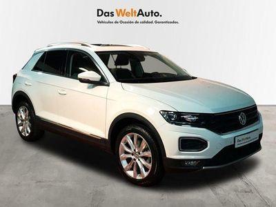 begagnad VW T-Roc 2.0 TDI Sport 4Motion DSG 110 kW (150 CV)