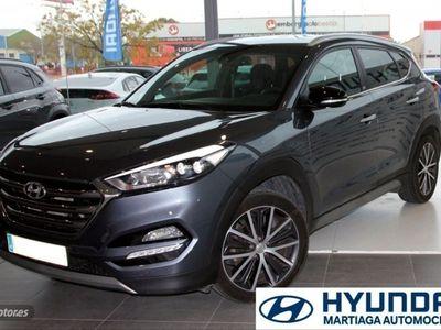 usado Hyundai Tucson 1.6 TGDi BlueDrive Go 4x2