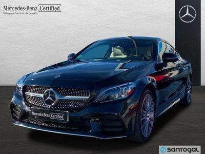 usado Mercedes C300 Coupe Coupe AMG Line (EURO 6d-TEMP)