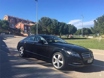 usado Mercedes CLS350 Clase ClsCdi 4matic Blueefficiency 4p. -13