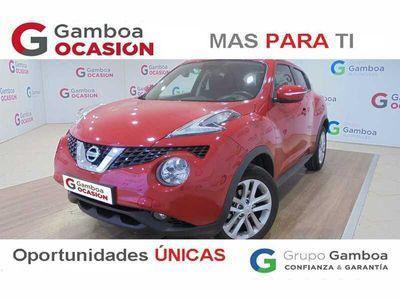 usado Nissan Juke 1.2 DIG Acenta Navegador y Cámara