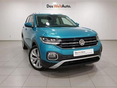 usado VW T-Cross - Sport 1.0 TSI 85 kW (115 CV) DSG