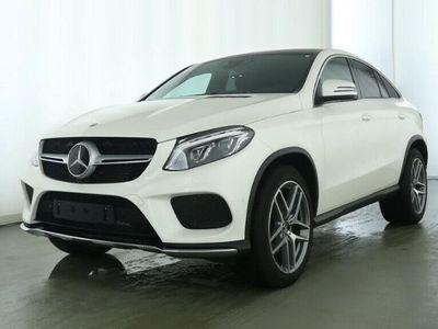 usado Mercedes GLE350 d AMG Coupe 4M *DISTRONIC/PANO/KAMERA*