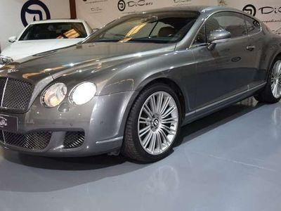 usado Bentley Continental GT Speed Aut. 610cv