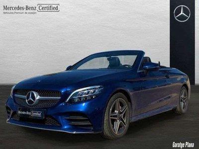 usado Mercedes C220 Cabrio d Cabrio AMG Line (EURO 6d-TEMP)
