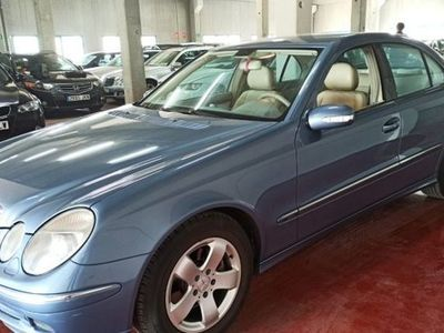usado Mercedes E280 Clase EAvantgarde