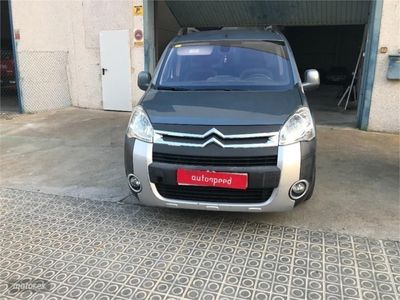 brugt Citroën Berlingo Combi 1.6HDI XTR 110