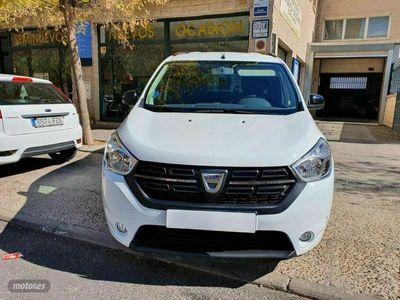usado Dacia Lodgy Essential 1.6 75kW 100CV 5Pl 18