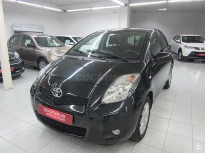 usado Toyota Yaris 1.3 Vvti Connect Comfortdrive 5p. -11
