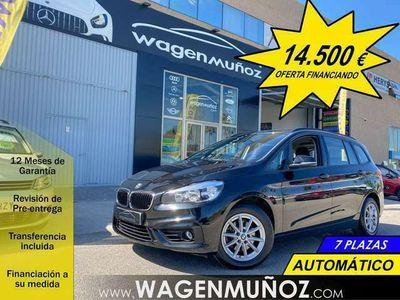 usado BMW 216 Gran Tourer Serie 2 dA (4.75)