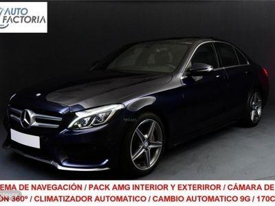 brugt Mercedes C220 Clase Cd